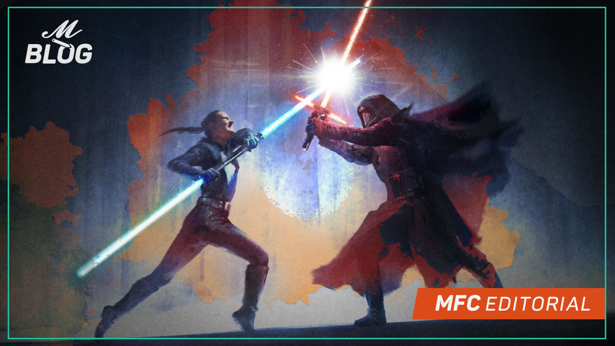 Star Wars IX Duel of the Fates